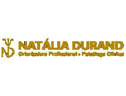 Natália Durand - Orientadora Profissional e Psicóloga Clínica